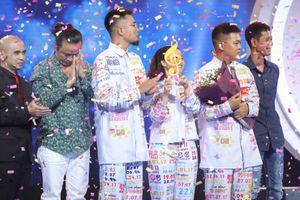Lộn Xộn Band đăng quang 'Sing my song 2018'