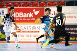 Khởi tranh lượt đi VCK Futsal HDBank VĐQG 2018