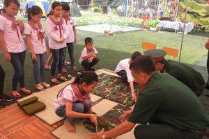 Ngày hội kỹ năng sống - Trải nghiệm sáng tạo dành cho học sinh