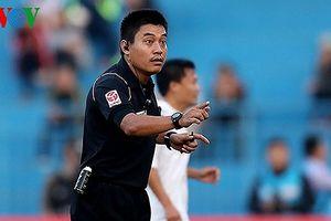 Trận lượt về Hà Nội FC-HAGL: Trọng tài FIFA Hiền Triết bắt chính