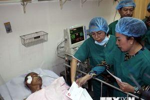 'Hiệp sỹ' tử nạn khi bắt cướp xứng đáng được truy tặng liệt sỹ