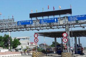 TT-Huế: 2 trạm BOT chậm giảm giá vé, doanh nghiệp kêu cứu