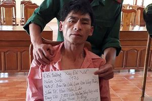Bắt một đối tượng vận chuyển 2.000 viên ma túy tổng hợp từ Lào về