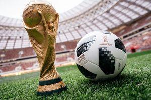 Cập nhật danh sách cầu thủ các đội tuyển dự World Cup 2018