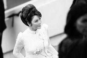 Lý Nhã Kỳ gây ấn tượng mạnh với áo dài Việt trên thảm đỏ Cannes 2018