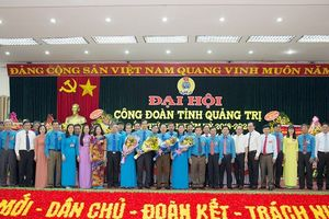 Ông Nguyễn Thế Lập tái cử chức Chủ tịch LĐLĐ tỉnh Quảng Trị