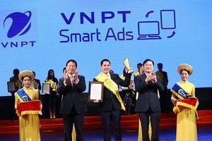 VNPT lập 'hat-trick' tại chương trình bình chọn Sao Khuê 2018