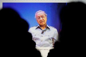 Tân Thủ tướng Malaysia 92 tuổi tuyên bố chỉ cầm quyền 1-2 năm