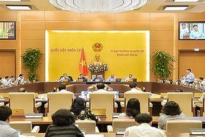 Thông qua Nghị quyết thành lập TAND, VKSND TP Phúc Yên
