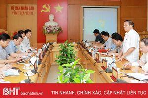 Ứng dụng CNTT - viễn thông vào KKT Vũng Áng có ý nghĩa quan trọng