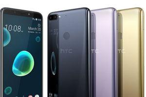 Smartphone HTC camera kép, màn hình FullView lên kệ tại Việt Nam, giá 4,99 triệu