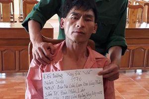 Nghệ An: Bắt đối tượng mang 2.000 viên ma túy tổng hợp qua biên giới