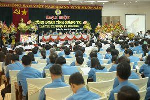 38 đồng chí được bầu vào Ban Chấp hành LĐLĐ tỉnh Quảng Trị nhiệm kỳ 2018 - 2023