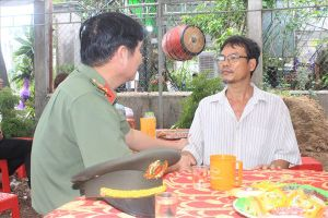 Cảm động lời ước nguyện từ bố hiệp sĩ Nguyễn Hoàng Nam sau cái chết của con trai
