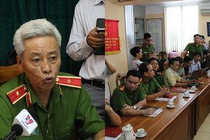 Họp báo vụ 2 hiệp sĩ Sài Gòn bị sát hại: Đã bắt được hai nghi can gây án