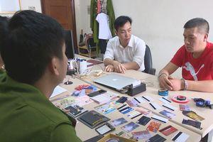 Nhiều đối tượng người Trung Quốc rút trộm tiền ngân hàng tại Quảng Ninh