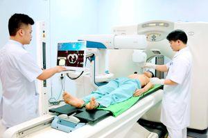Sử dụng hệ thống IBM WFO hỗ trợ điều trị ung thư