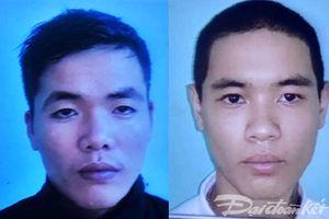 2 nghi can đâm chết người ở quán Karaoke ra đầu thú