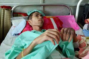 Chàng trai nghèo nặng 28 kg, mắc nhiều bệnh vẫn quyết tâm 'đổi đời'