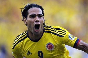 ĐT Colombia dự World Cup 2018: 'Mãnh hổ' Falcao trở lại