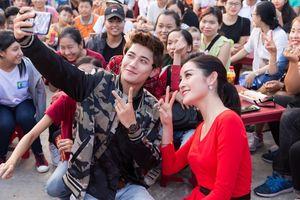 Huyền My cùng dàn sao khuấy động ngày cuối tuần tại Đà Nẵng