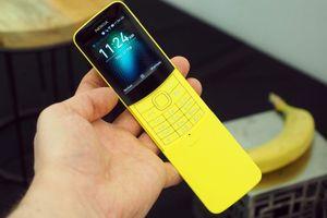 Nokia 8110 'tái sinh' ra mắt tại Việt Nam với giá 1,68 triệu đồng