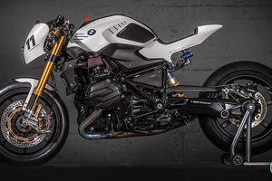 BMW R1200R 'lột xác' hung hãn dành cho đường đua