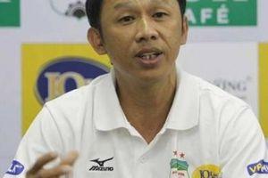 Bị Hà Nội FC loại, HLV HAGL nói gì về trọng tài?