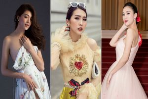 Dàn mỹ nhân Việt gửi lời chúc đến Hoa hậu Diệu Linh