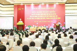 Hội nghị trực tuyến sơ kết hai năm thực hiện Chỉ thị 05-CT/TƯ của Bộ Chính trị