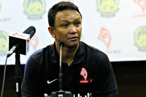 Huyền thoại Fandi Ahmad dẫn dắt tuyển Singapore tại AFF Cup 2018