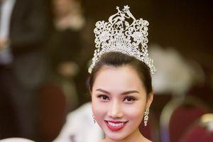 Giám khảo Hoàng Thu Thảo khẳng định không thiên vị Diệu Linh tại 'Nữ hoàng Du lịch Quốc tế 2018'