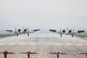 Cuộc tập trận Mỹ-Hàn vẫn tiếp tục bất chấp phản ứng dữ dội của Triều Tiên