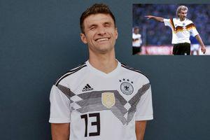 Áo đấu World Cup 2018: Các ông lớn đua nhau 'hoài cổ'