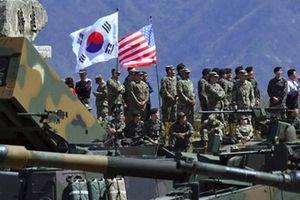 Mỹ - Hàn tiếp tục tập trận bất chấp phản ứng dữ dội của Triều Tiên