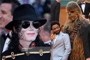 Choáng với nghệ sĩ vô danh hóa Michael Jackson lên thảm đỏ Cannes