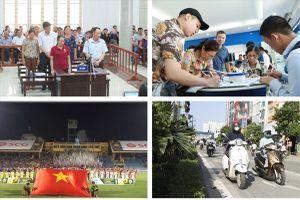 Tin tức Hà Nội 24h: Nhà mạng lại dọa cắt thuê bao; 'Cơn mưa' giấy vệ sinh