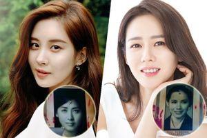 Ảnh thẻ của Son Ye Jin, Seohyun bị chỉnh sửa thành di ảnh vấy máu