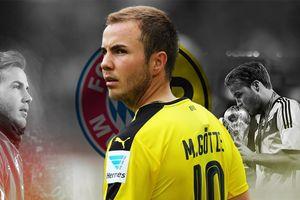 Người hùng World Cup Mario Goetze bị loại vì không còn xứng đáng