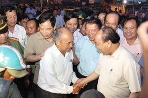 Thủ tướng đánh giá cao tỉnh Quảng Trị trong việc khắc phục sự cố môi trường biển