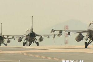 Mỹ-Hàn giảm quy mô cuộc tập trận chung 'Thần Sấm'