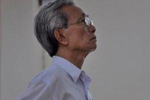 Kháng nghị hủy án, tạm đình chỉ chủ tọa xử vụ Nguyễn Khắc Thủy dâm ô