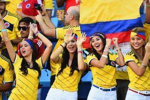 Top 7 hội chị em làm cả World Cup xốn xang