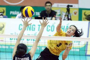 VTV Bình Điền Long An đại diện duy nhất bóng chuyền Việt Nam góp mặt ở bán kết