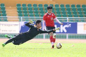 Em trai Phi Sơn 'nổ súng' ở giải hạng Nhì