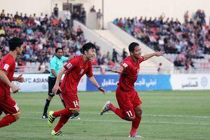 Bảng xếp hạng FIFA: Tuyển Việt Nam tăng 1 bậc, bỏ xa Thái Lan
