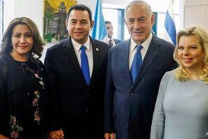 Guatemala nối tiếp Mỹ, mở sứ quán tại Jerusalem