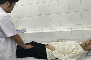 Phẫu thuật thay khớp háng cho bà cụ 103 tuổi bị gãy xương đùi
