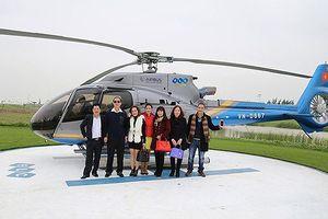 Ông Trịnh Văn Quyết đã bán 2 máy bay trực thăng