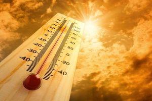 Bắc Bộ ngày nắng nóng, chiều tối có mưa giải nhiệt